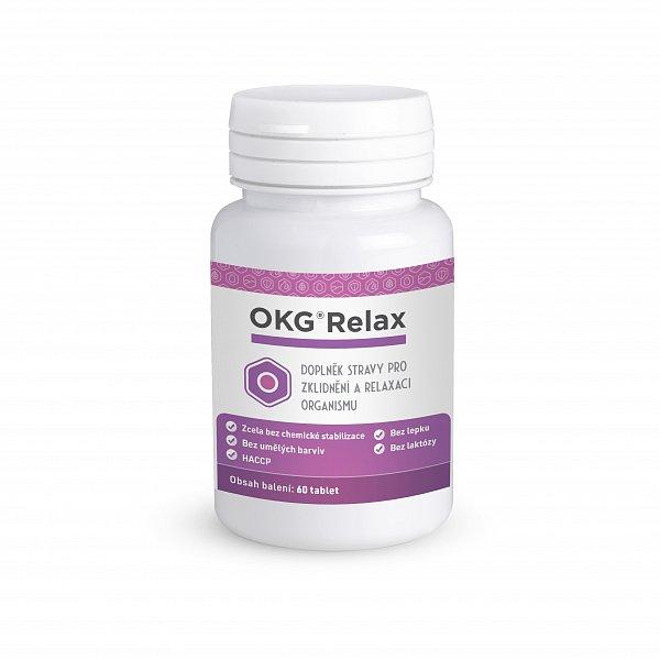 OKG Relax (dříve Migrenout)