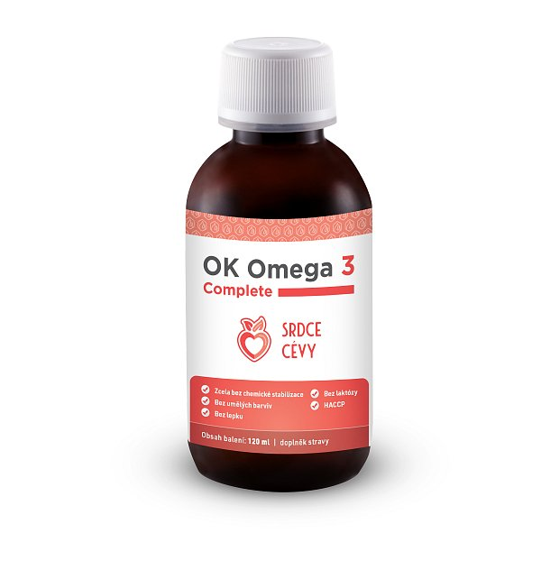 OK Omega-3 Complete