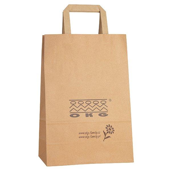 Papírová taška OKG