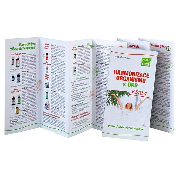 skládačka - Harmonizace organismu v praxi